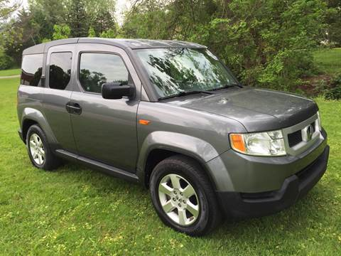 2009 Honda Element for sale in Norristown, PA