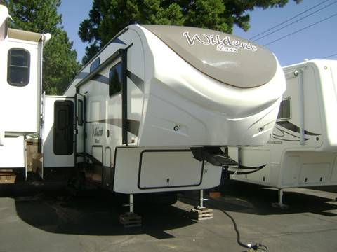 2018 Forest River Wildcat Maxx 295RSX / 33ft for sale in Grants Pass, OR
