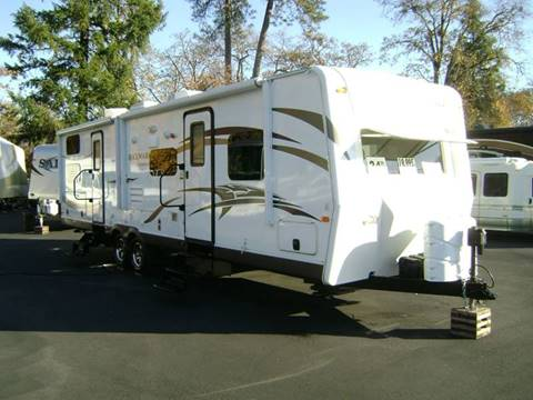 2014 Rockwood Signature 8311SS / 34ft for sale in Grants Pass, OR