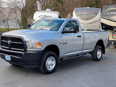 2018 RAM Ram Pickup 2500 Tradesman for sale at Jim Clarks Consignment Country in Grants Pass OR