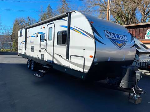 2018 Salem 28CKDS for sale at Jim Clarks Consignment Country - Travel Trailers in Grants Pass OR