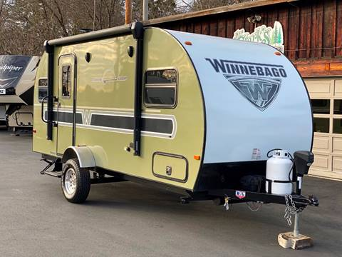 2018 Winnebago Minnie Drop 190RD for sale at Jim Clarks Consignment Country - Travel Trailers in Grants Pass OR