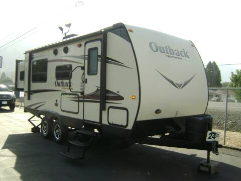 2015 Keystone Outback 210RS / 22ft for sale at Jim Clarks Consignment Country - Travel Trailers in Grants Pass OR