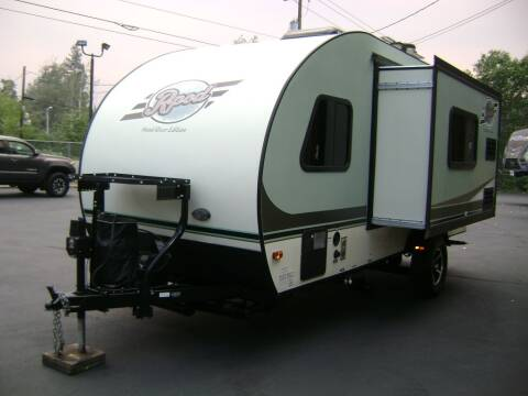 2015 Forest River R-Pod 179 / 20ft for sale at Jim Clarks Consignment Country - Travel Trailers in Grants Pass OR