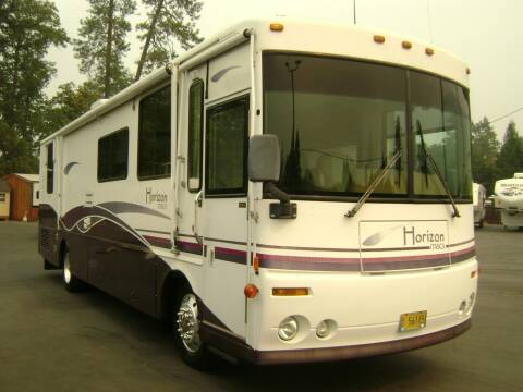 2000 Itasca Horizon / 36ft for sale at Jim Clarks Consignment Country - Diesel Motorhomes in Grants Pass OR