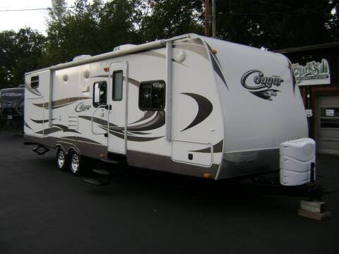 2013 Keystone Cougar 29BHS / 32ft for sale at Jim Clarks Consignment Country - Travel Trailers in Grants Pass OR