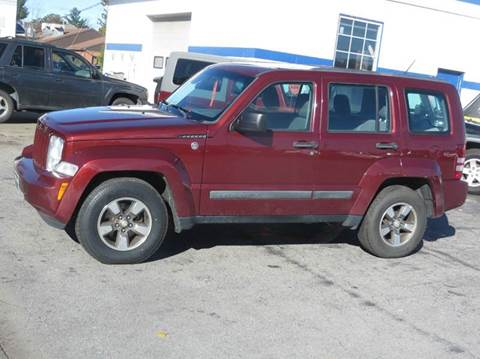 2008 Jeep Liberty for sale in Concord, NH