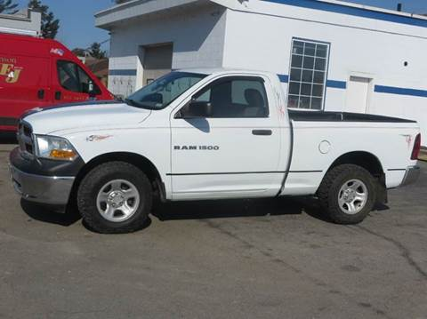 2012 RAM Ram Pickup 1500 for sale in Concord, NH