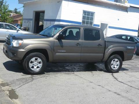 2013 Toyota Tacoma for sale in Concord, NH