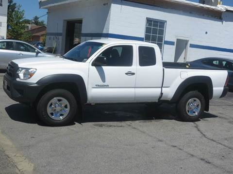 2014 Toyota Tacoma for sale in Concord, NH