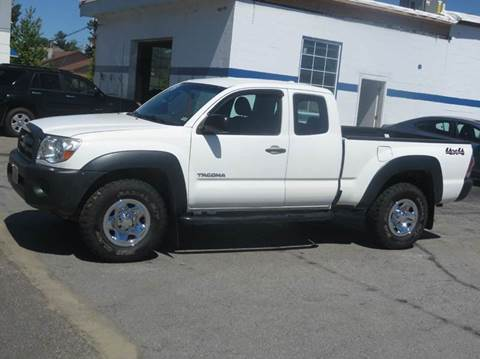 2009 Toyota Tacoma for sale in Concord, NH