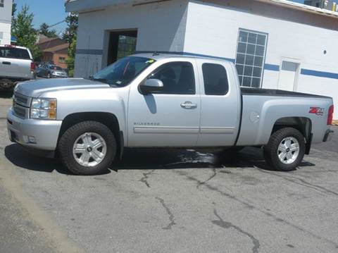 2013 Chevrolet Silverado 1500 for sale in Concord, NH