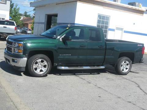 2015 Chevrolet Silverado 1500 for sale in Concord, NH