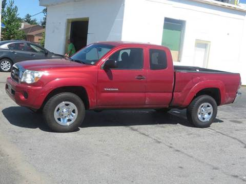 2010 Toyota Tacoma for sale in Concord, NH