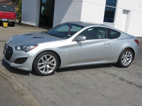 2013 Hyundai Genesis Coupe for sale in Concord, NH