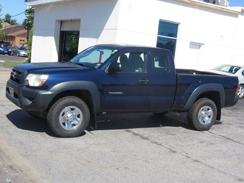 2012 Toyota Tacoma For Sale >> 2012 Toyota Tacoma For Sale In Concord Nh
