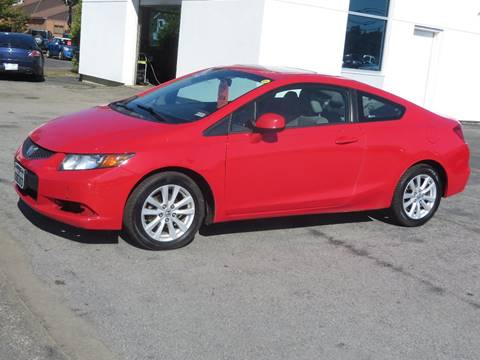 2012 Honda Civic for sale in Concord, NH