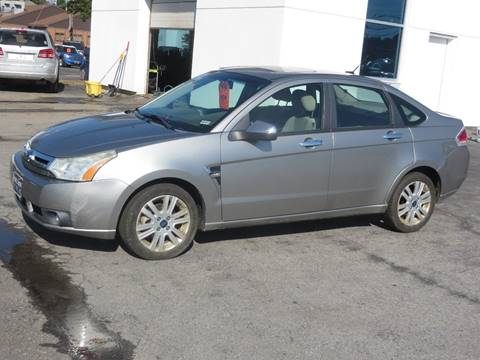 2008 Ford Focus For Sale >> 2008 Ford Focus For Sale In Concord Nh