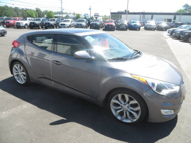2013 Hyundai Veloster 3dr Coupe DCT - Concord NH