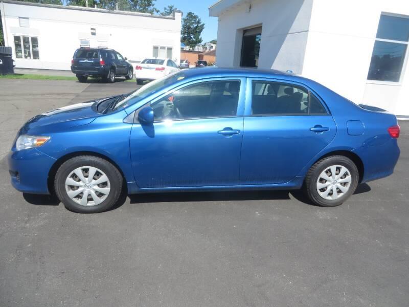2010 Toyota Corolla LE 4dr Sedan 4A - Concord NH