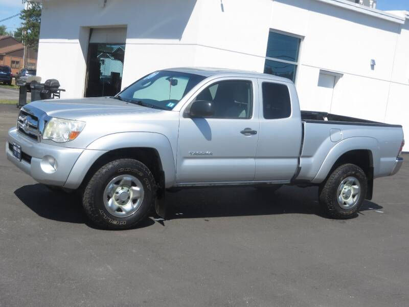 2010 Toyota Tacoma 4x4 V6 4dr Access Cab 6.1 ft SB 5A - Concord NH