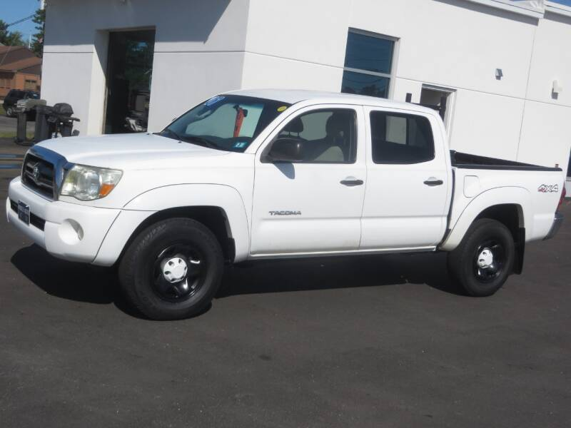 2007 Toyota Tacoma V6 4dr Double Cab 4WD 5.0 ft. SB (4L V6 5A) - Concord NH