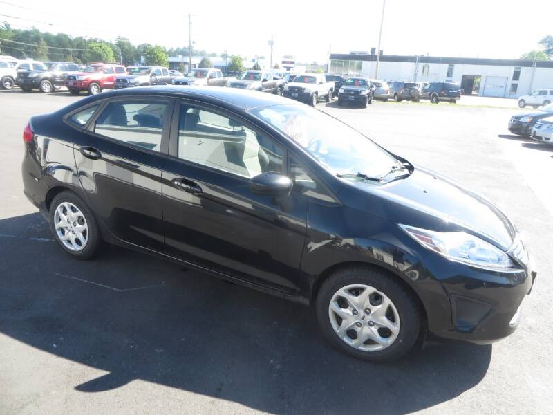 2013 Ford Fiesta S 4dr Sedan - Concord NH