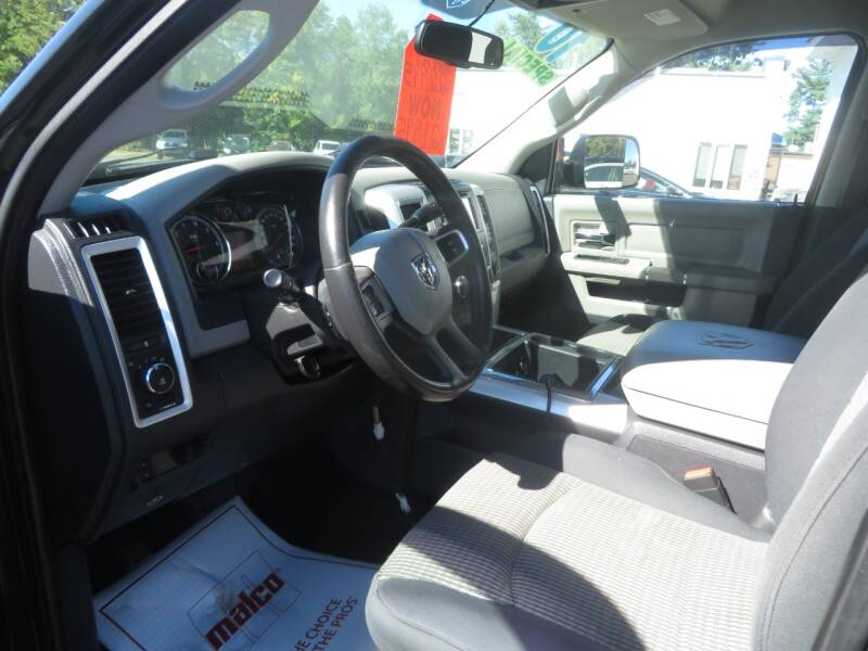 2010 Dodge Ram Pickup 2500 4x4 SLT 4dr Crew Cab 6.3 ft. SB Pickup - Concord NH