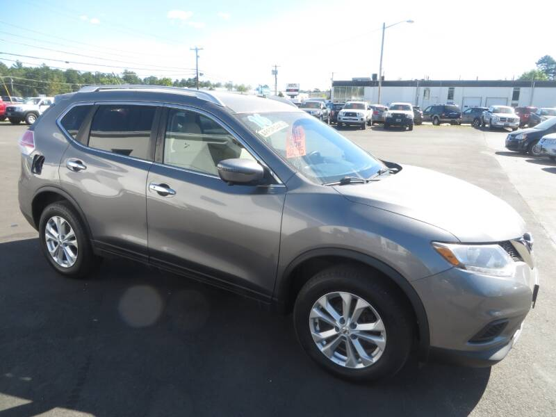 2016 Nissan Rogue AWD SV 4dr Crossover - Concord NH