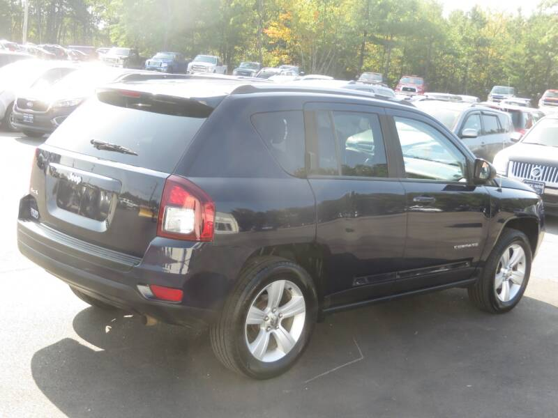 2015 Jeep Compass 4x4 Sport 4dr SUV - Concord NH