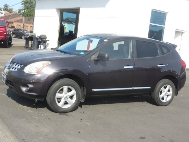 2013 Nissan Rogue AWD S 4dr Crossover - Concord NH