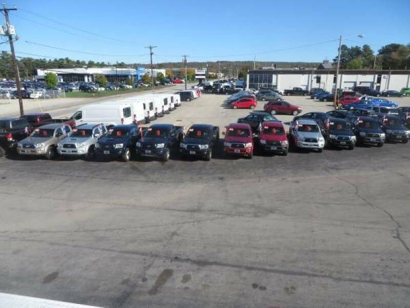 2011 Toyota Tundra 4x4 Grade 4dr Double Cab Pickup SB (5.7L V8) - Concord NH