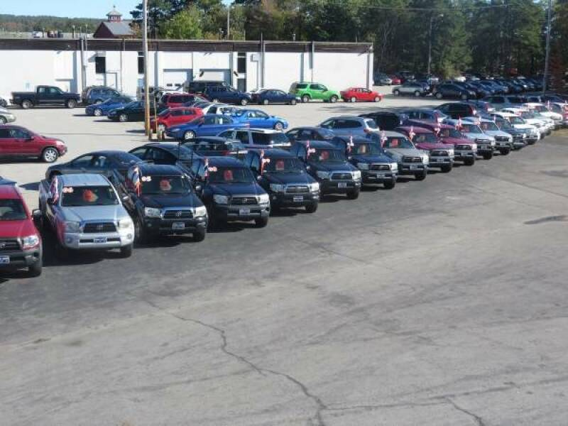 2011 Toyota RAV4 4x4 4dr SUV - Concord NH