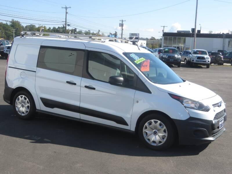 2015 Ford Transit Connect Cargo XL 4dr LWB Cargo Mini-Van w/Rear Cargo Doors - Concord NH