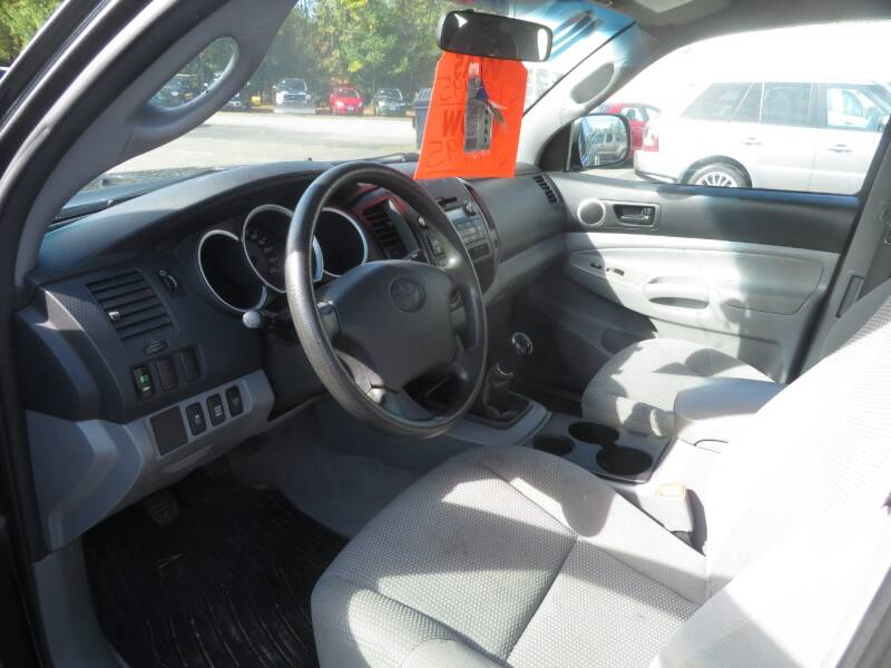 2010 Toyota Tacoma 4x4 4dr Access Cab 6.1 ft SB 5M - Concord NH