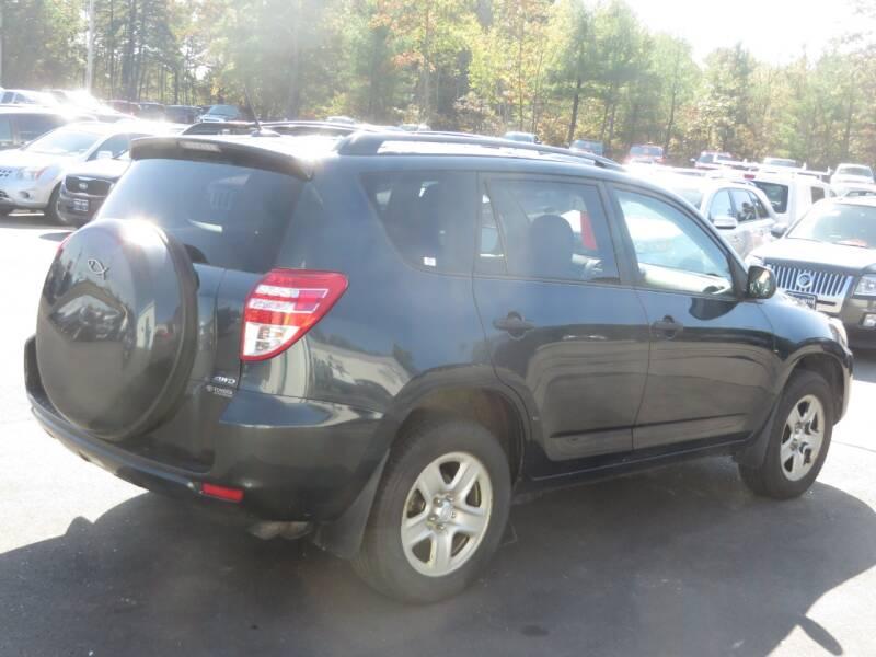 2012 Toyota RAV4 4x4 4dr SUV - Concord NH