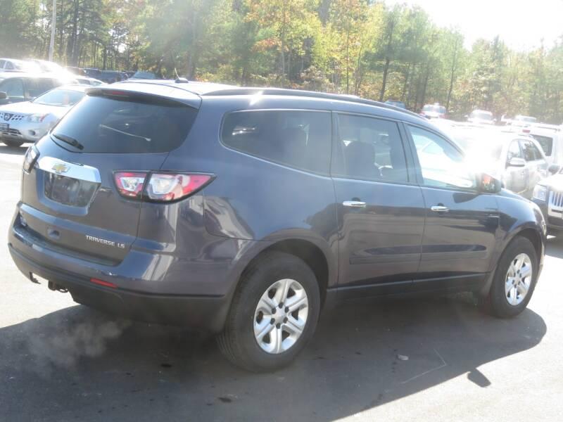 2014 Chevrolet Traverse AWD LS 4dr SUV - Concord NH