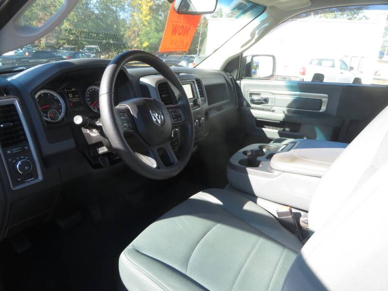 2014 RAM Ram Pickup 1500 4x4 Tradesman 2dr Regular Cab 6.3 ft. SB Pickup - Concord NH