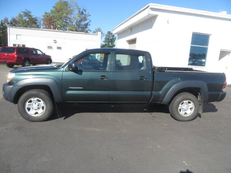 2011 Toyota Tacoma 4x4 V6 4dr Double Cab 6.1 ft SB 5A - Concord NH