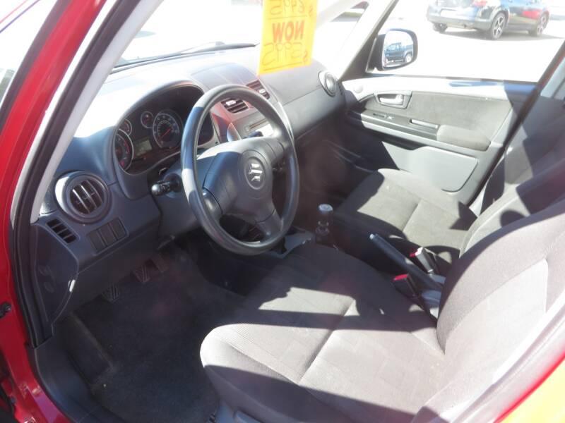 2011 Suzuki SX4 Crossover AWD 4dr Crossover - Concord NH