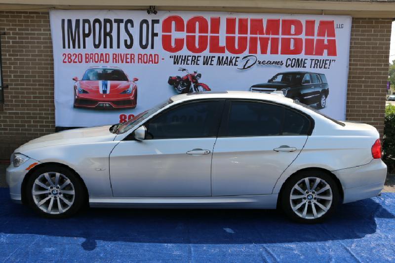 2011 BMW 3 Series 328i 4dr Sedan SA - Columbia SC