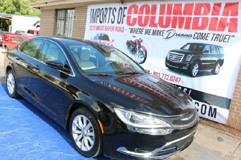 2015 Chrysler 200 C 4dr Sedan - Columbia SC
