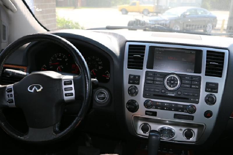 2008 Infiniti QX56  - Columbia SC
