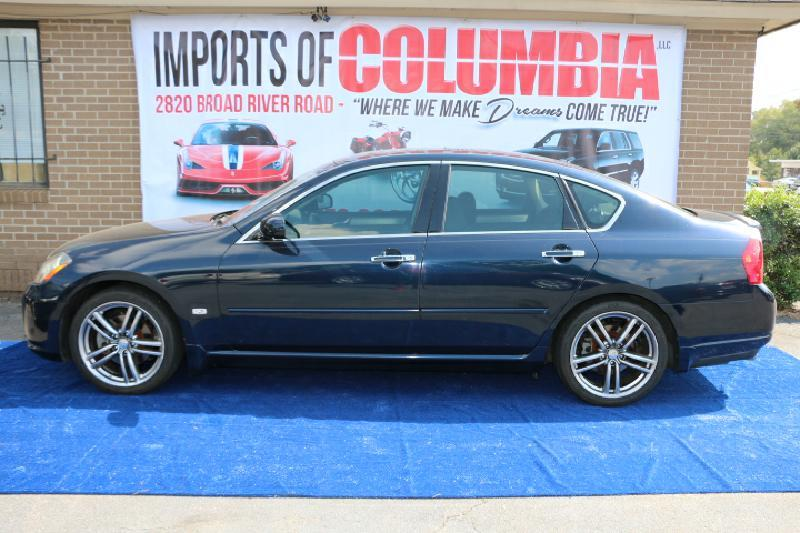 2007 INFINITI M35 BASE 4DR SEDAN unspecified air conditioning power windows power locks power