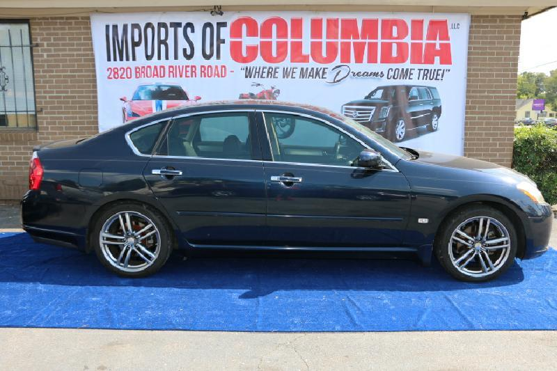 2007 Infiniti M35 4dr Sedan - Columbia SC