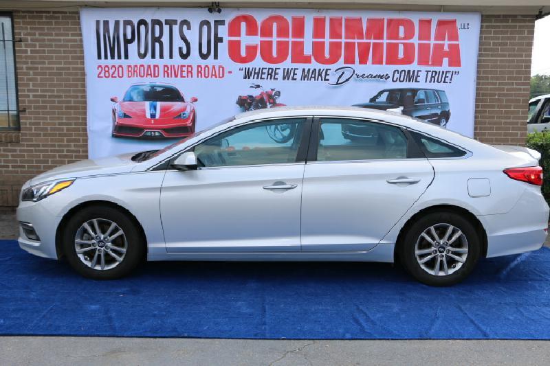 2015 Hyundai Sonata SE 4dr Sedan - Columbia SC
