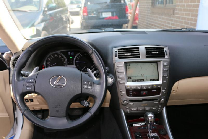 2008 Lexus IS 250 4dr Sedan 6A - Columbia SC