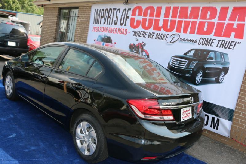 2013 Honda Civic LX 4dr Sedan 5A - Columbia SC