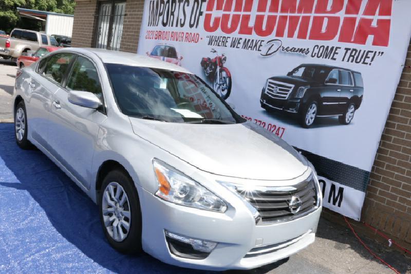 2014 Nissan Altima 2.5 4dr Sedan - Columbia SC