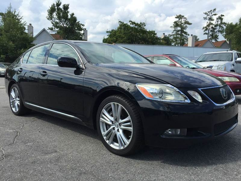 2007 lexus gs 450h 4dr sedan in imports of columbia llc. Black Bedroom Furniture Sets. Home Design Ideas